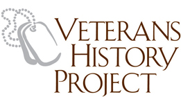 Visit the Veterans History Project Website